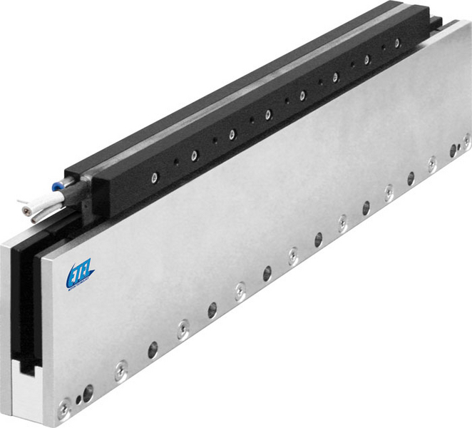 ironless linear motor ilm direct drive etel innovative motion control